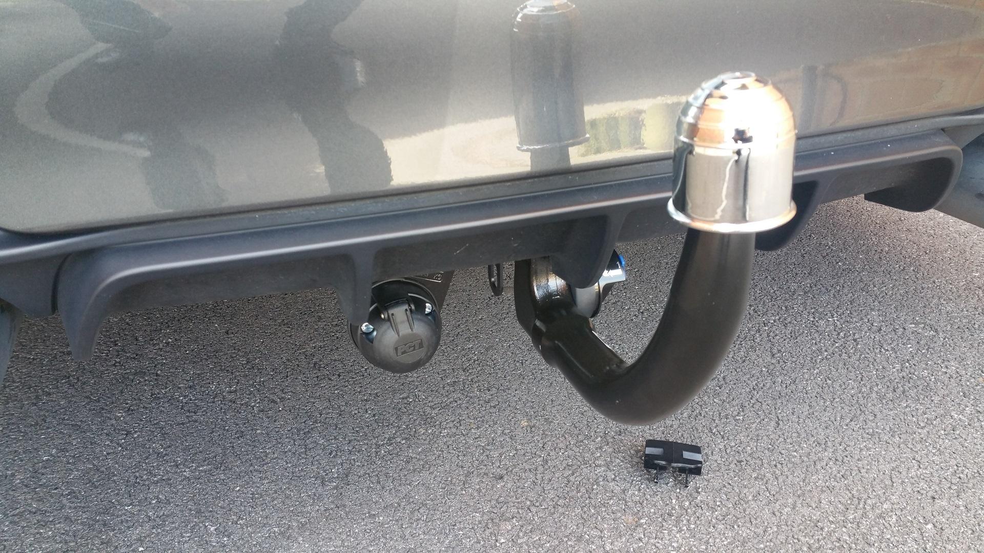 Witter Towbar for VW Passat Estate Alltrack 2010-2015 Detachable Tow Bar