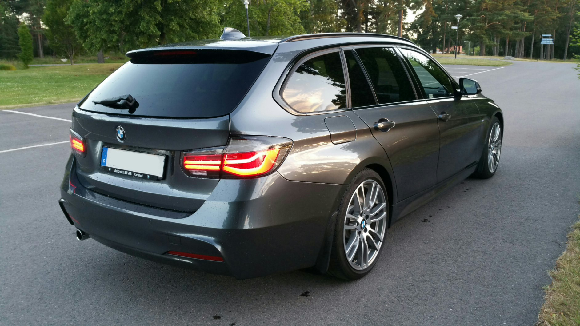 F30 Lci M Performance Black Line Tail Lights Page 7
