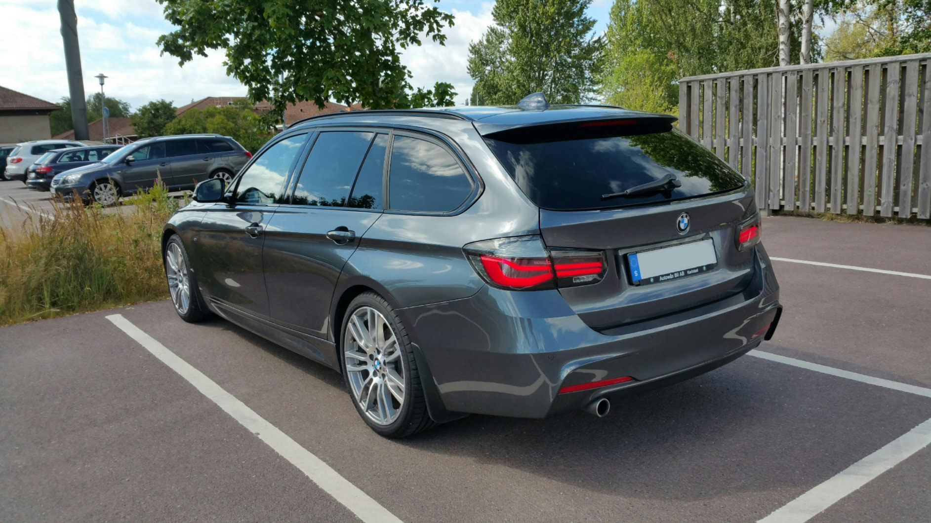 F30 Lci M Performance Black Line Tail Lights Page 9