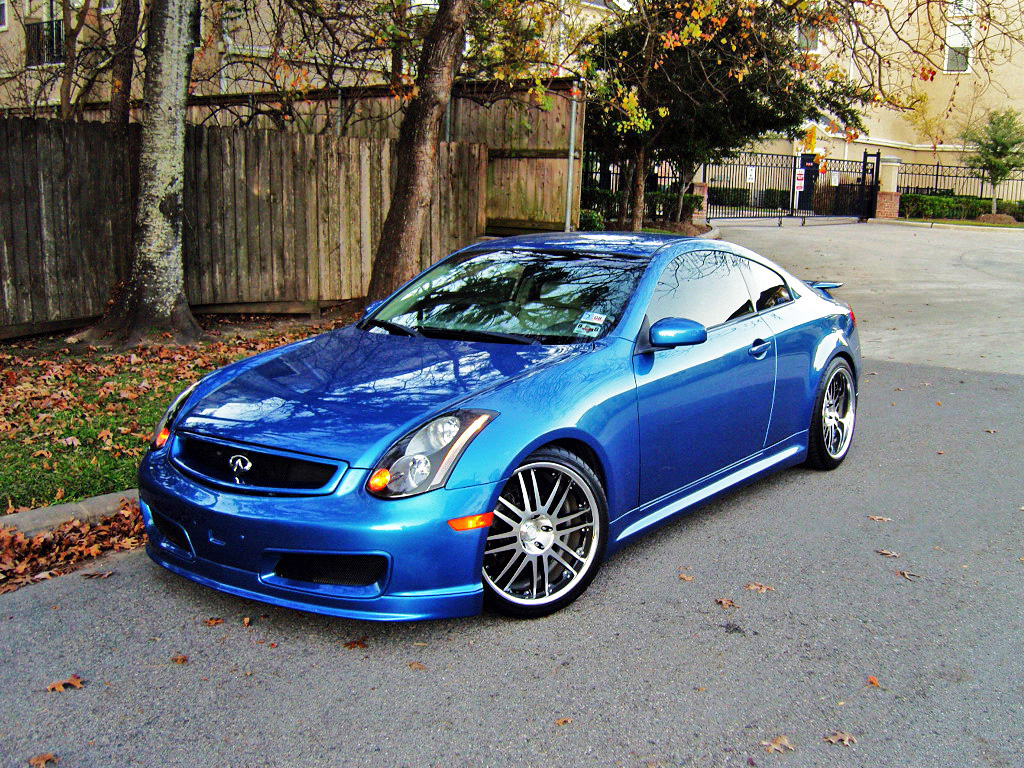 My ex sweethearts infiniti g35 coupe nissan 350z attached images vanachro Images
