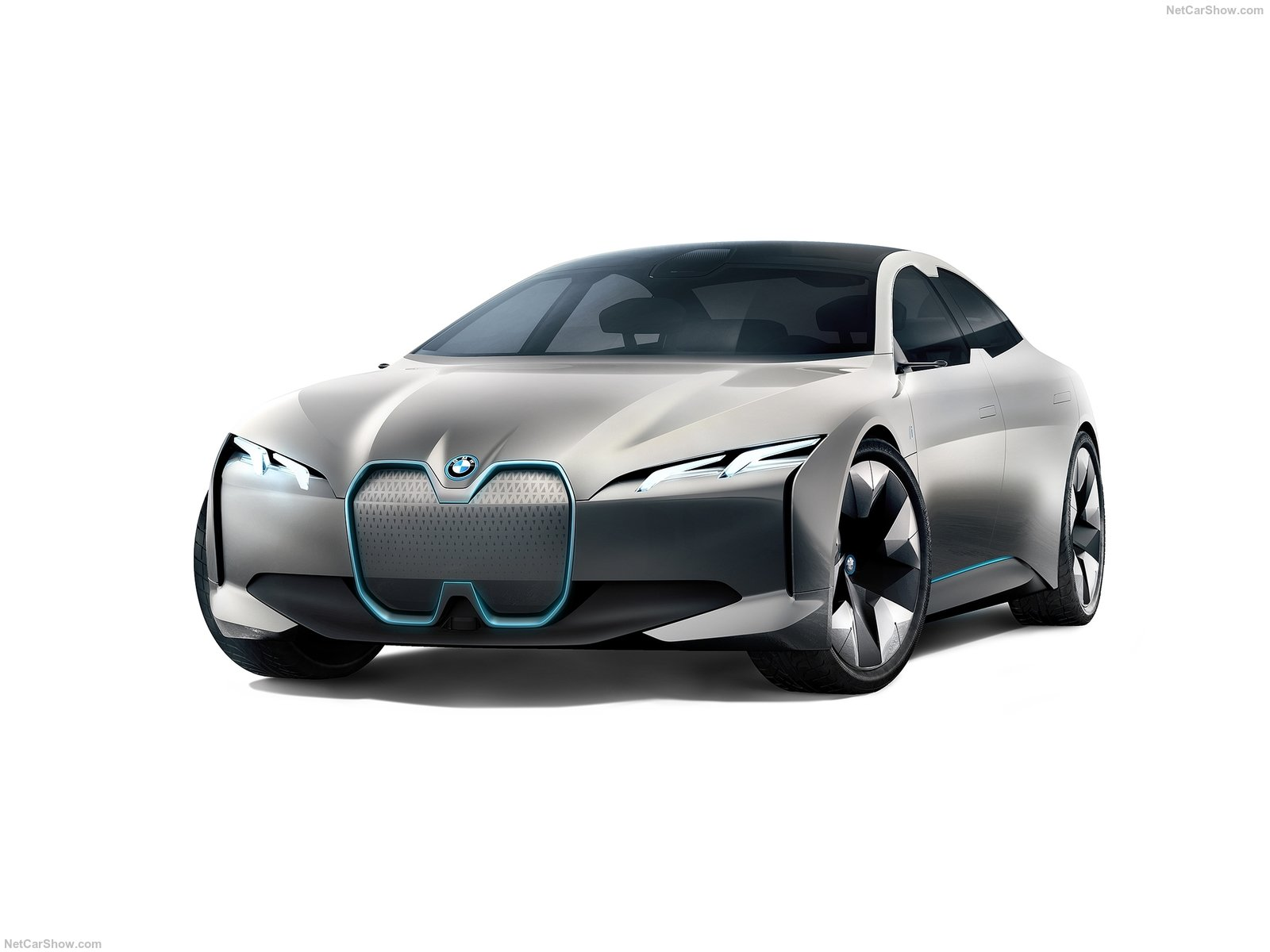 BMW i Vision Dynamics unveiled at Frankfurt IAA