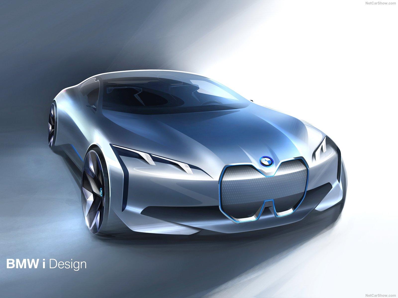 BMW i Vision Dynamics unveiled at Frankfurt IAA