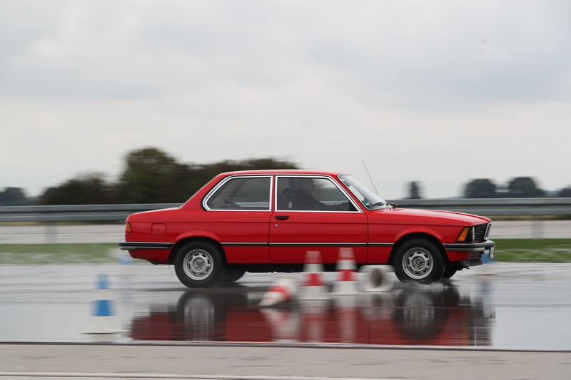 We Joined Bmw In Celebrating The 40th Anniversary Of Bmw