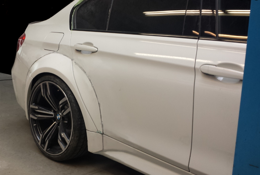 Widebody or fender flares anyone? - BMW 3-Series and 4