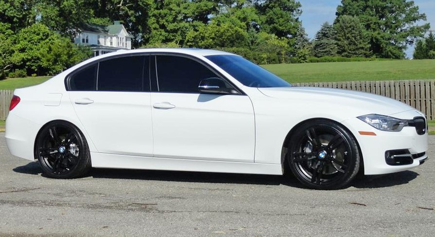 Looking For Opinions On Rim Color Selection Bmw 3 Series And 4 Series Forum F30 F32 F30post