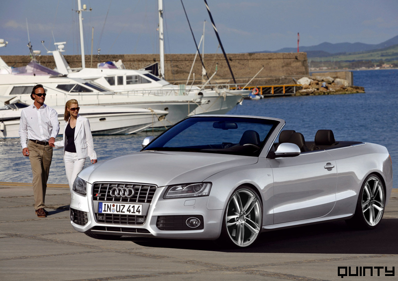 audi s5 cabrio chops and news. Black Bedroom Furniture Sets. Home Design Ideas