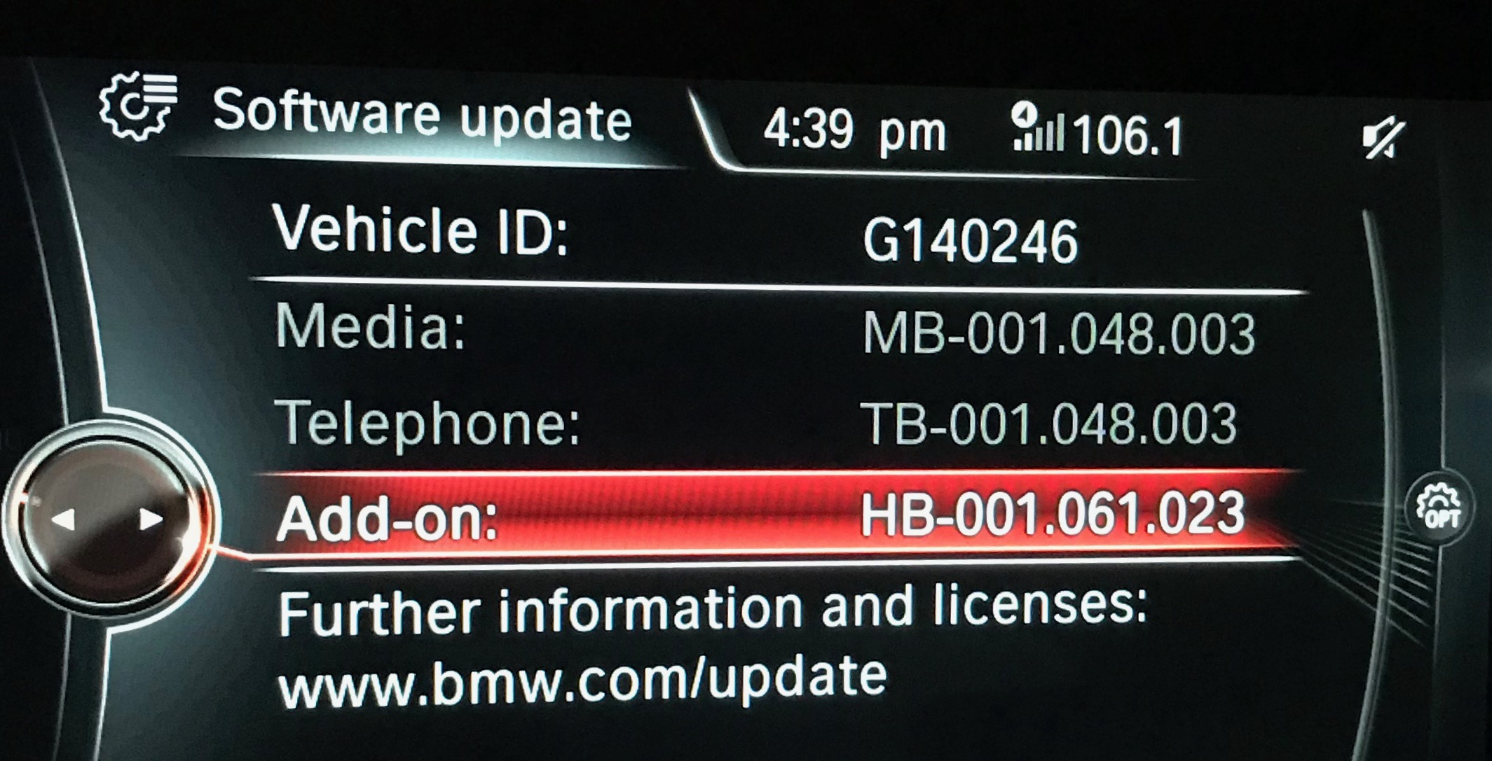 Bmw Software Update >> Bmw Com Update Software Update Released 2018