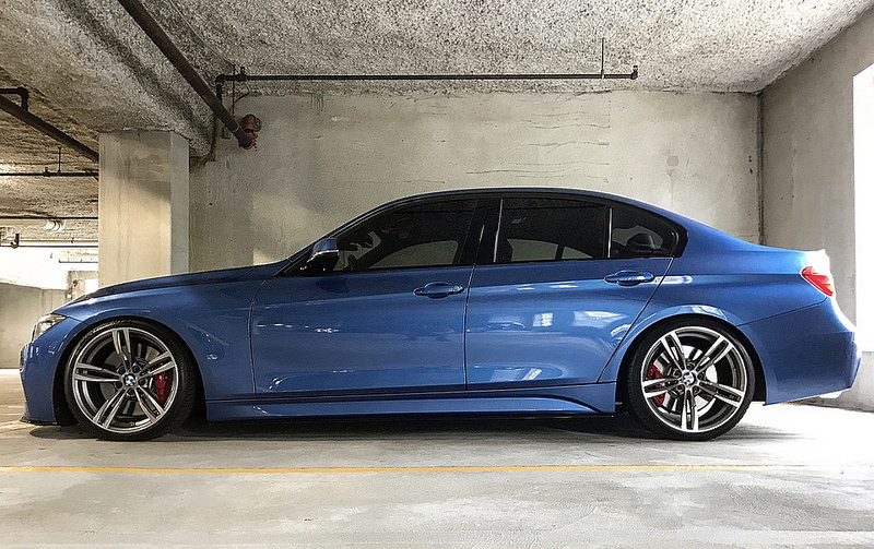 What Color To Paint Brake Calibers On Ebii 340i Bmw 3