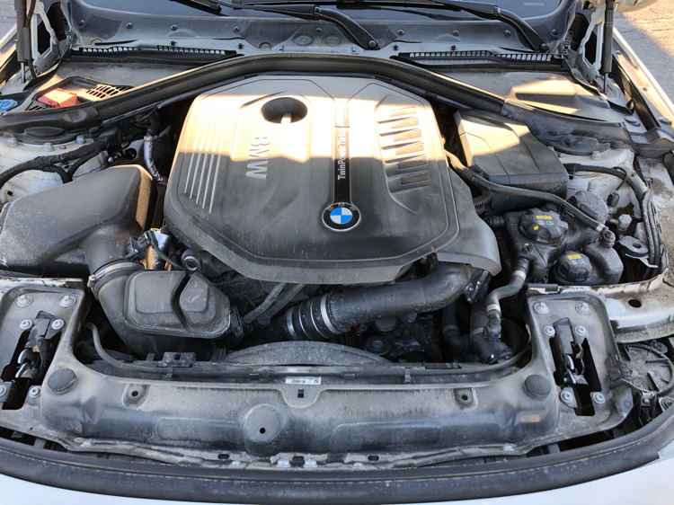 Cleaning Engine Bay - BMW 3-Series and 4-Series Forum (F30 / F32) | F30POST | Bmw Engine Bay Diagram |  | Bimmerpost