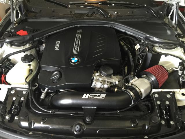 K/&N Air Filter BMW 335i,335i xDrive,435i,435i Gran Coupe,435i xDrive,435i xDrive