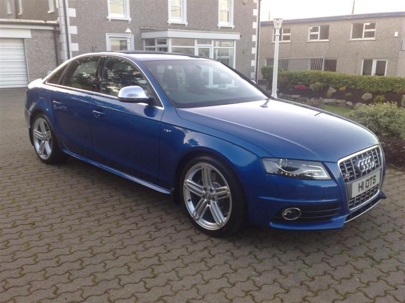 Sepang Blue B8 S4 With Rs6 Wheels Nice
