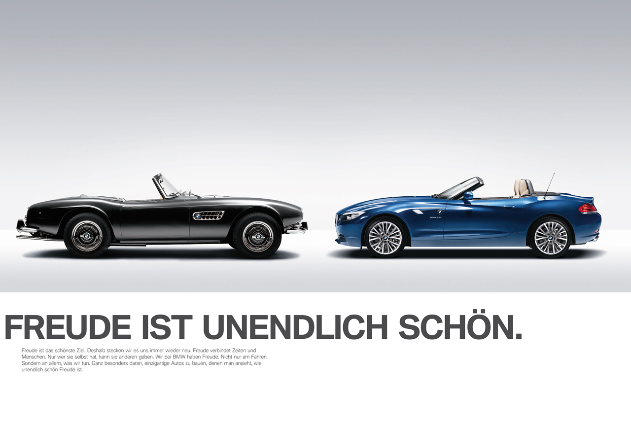 Bmw S Upcoming Advertising Campaign The Story Of Joy