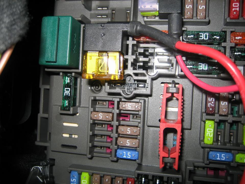Bmw E90 Fuse 56