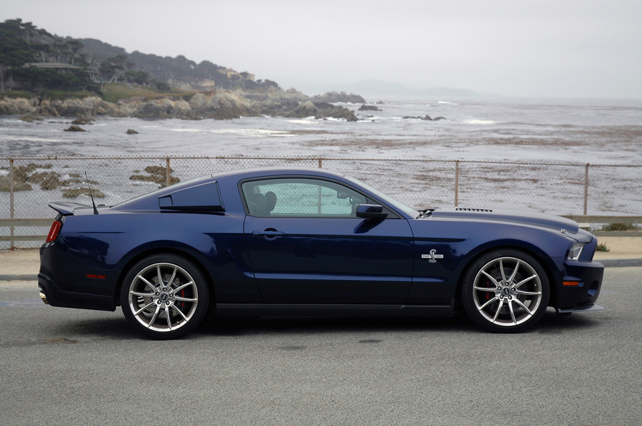 2010 Shelby Gt500 Super Snake 750hp
