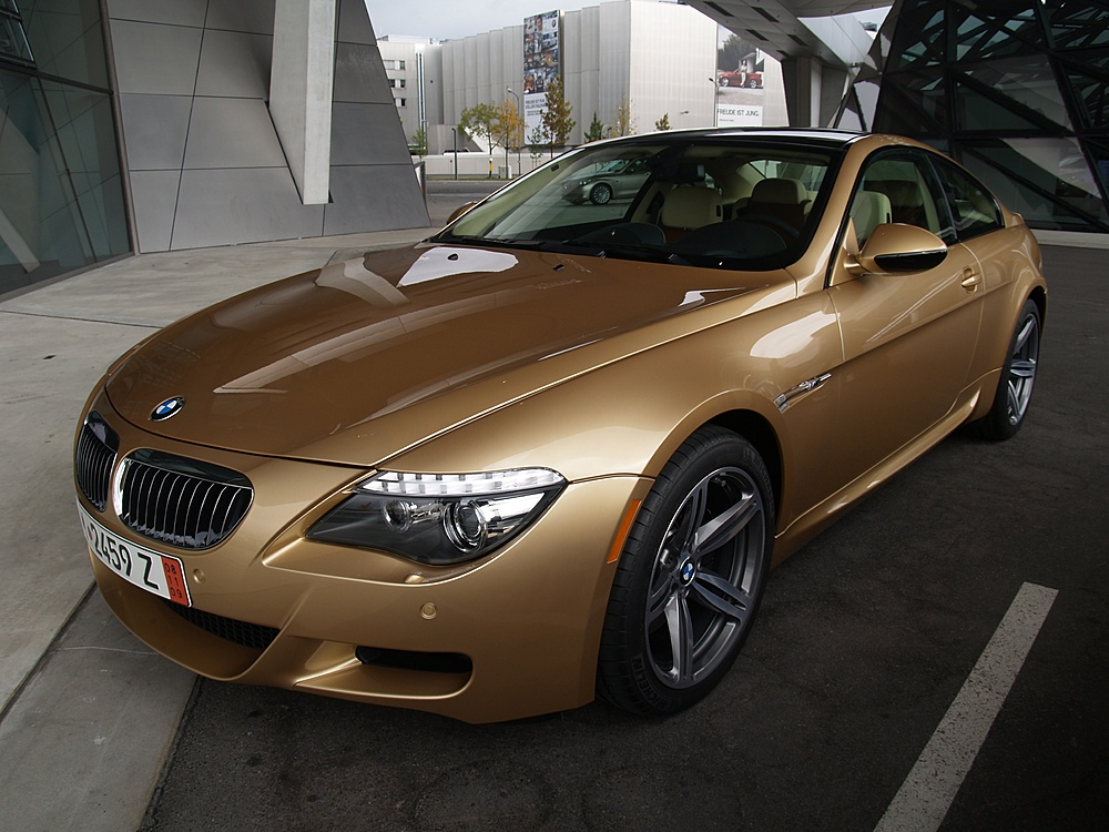 Bmw London Ontario >> BMW M6 Ontario Gold (Individual)