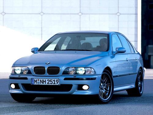 White Bmw M5 E39. 1999 BMW M5 E39
