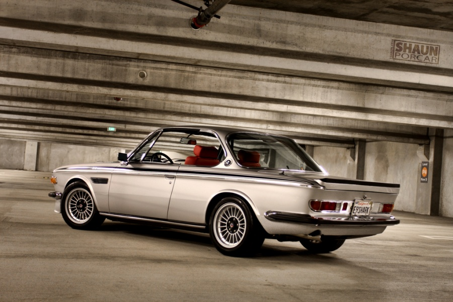 Perfection Restored Bmw Csi Coupe E9