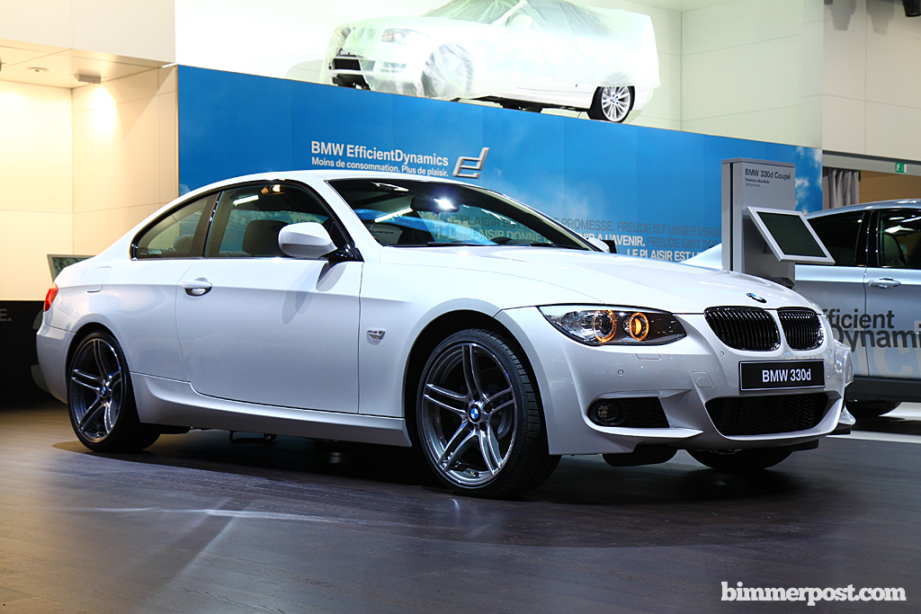 2010 geneva lci e92 coupe with m sport package lci e93. Black Bedroom Furniture Sets. Home Design Ideas