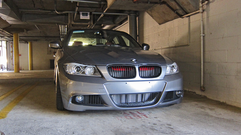 2011 Space Gray E90 Modded By Ltbmw