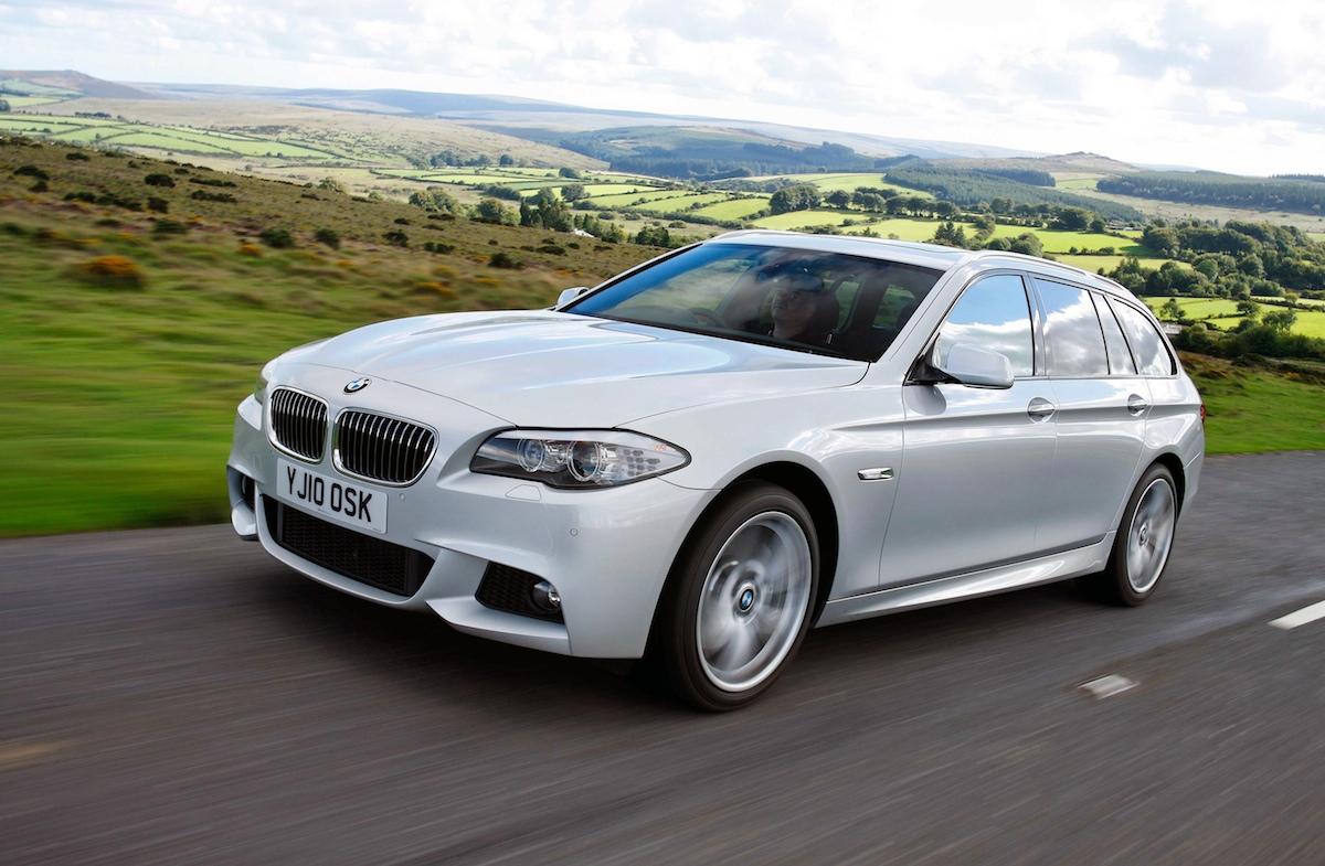 F10 5 Series Sedan M Sport Package Revealed Available September 2010
