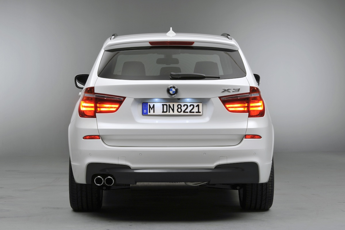 2011 x3 m-sport package released - info and photos