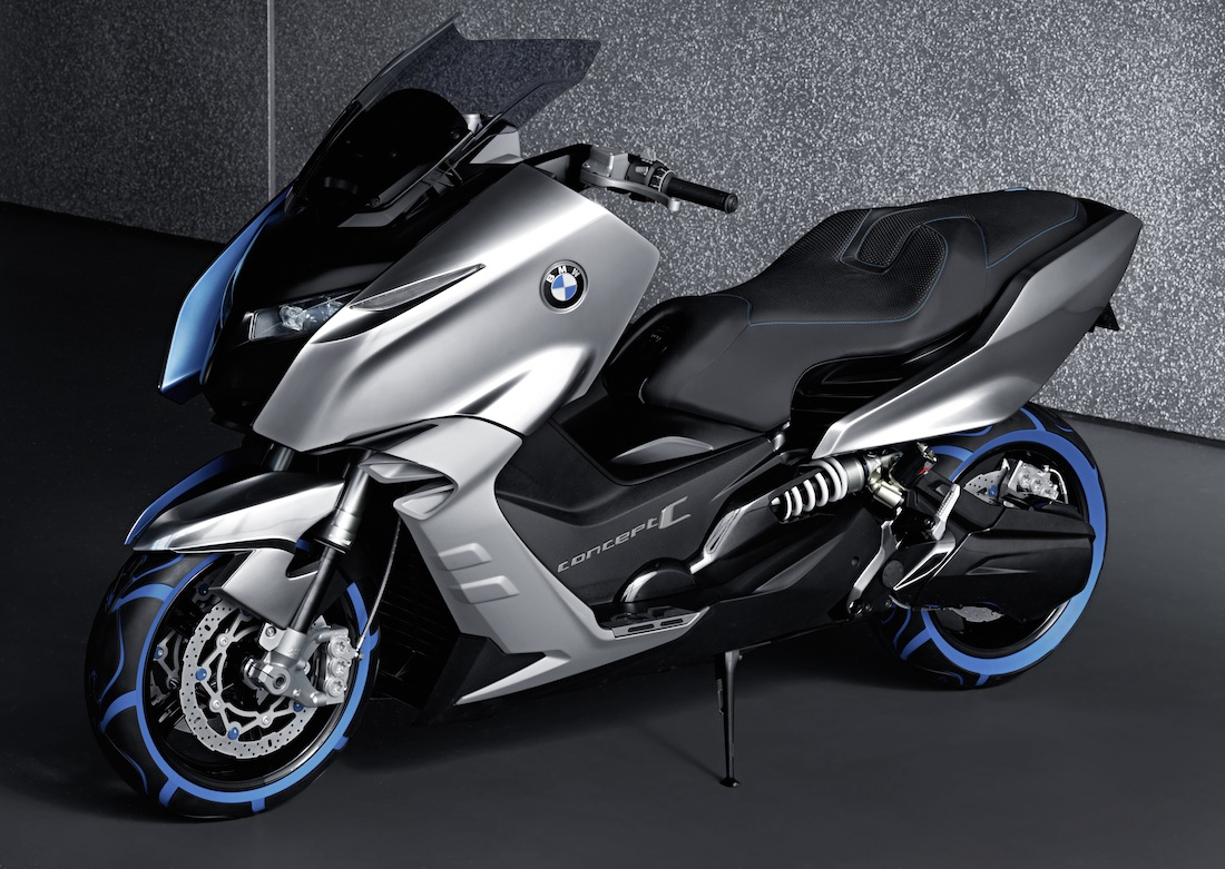 bmw concept c moto scooter is coming to the usa. Black Bedroom Furniture Sets. Home Design Ideas