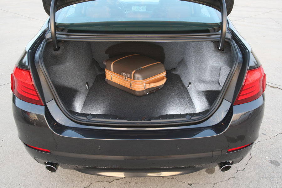 BMW 5-serie (F10) (Alpina D5 p.49) - AutoWeek.nl