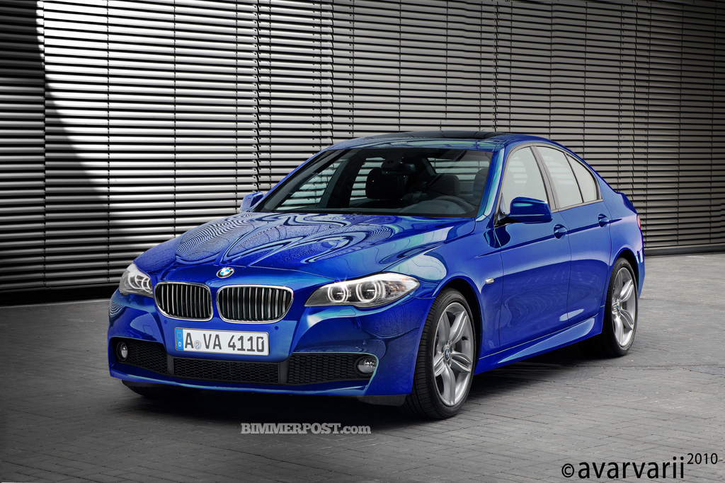 New 2012 BMW F30  F32 3series Coupe and Sedan Renders
