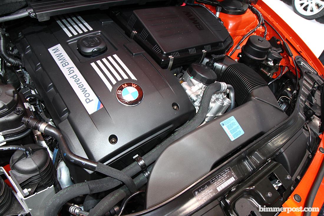 Vwvortexcom Bmw M Power Engine Cover