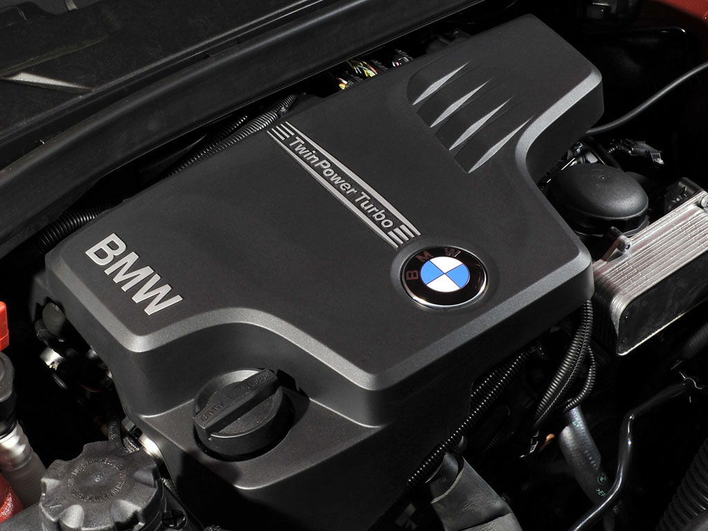 specifications  bmw twinpower turbo 4