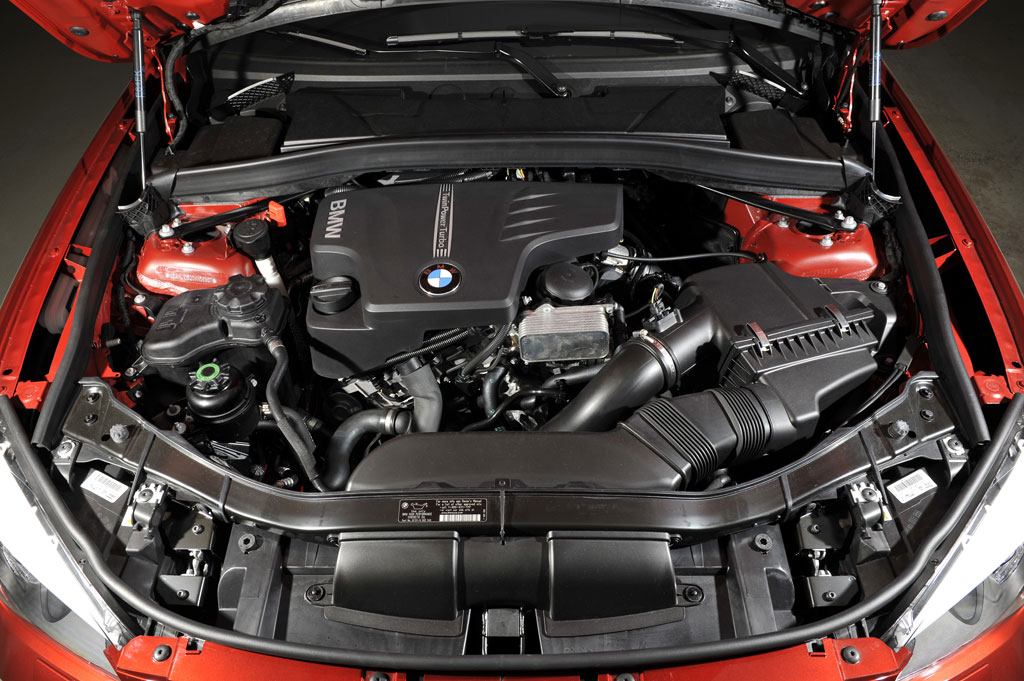 Specifications Bmw Twinpower Turbo 4 Cylinder Engine