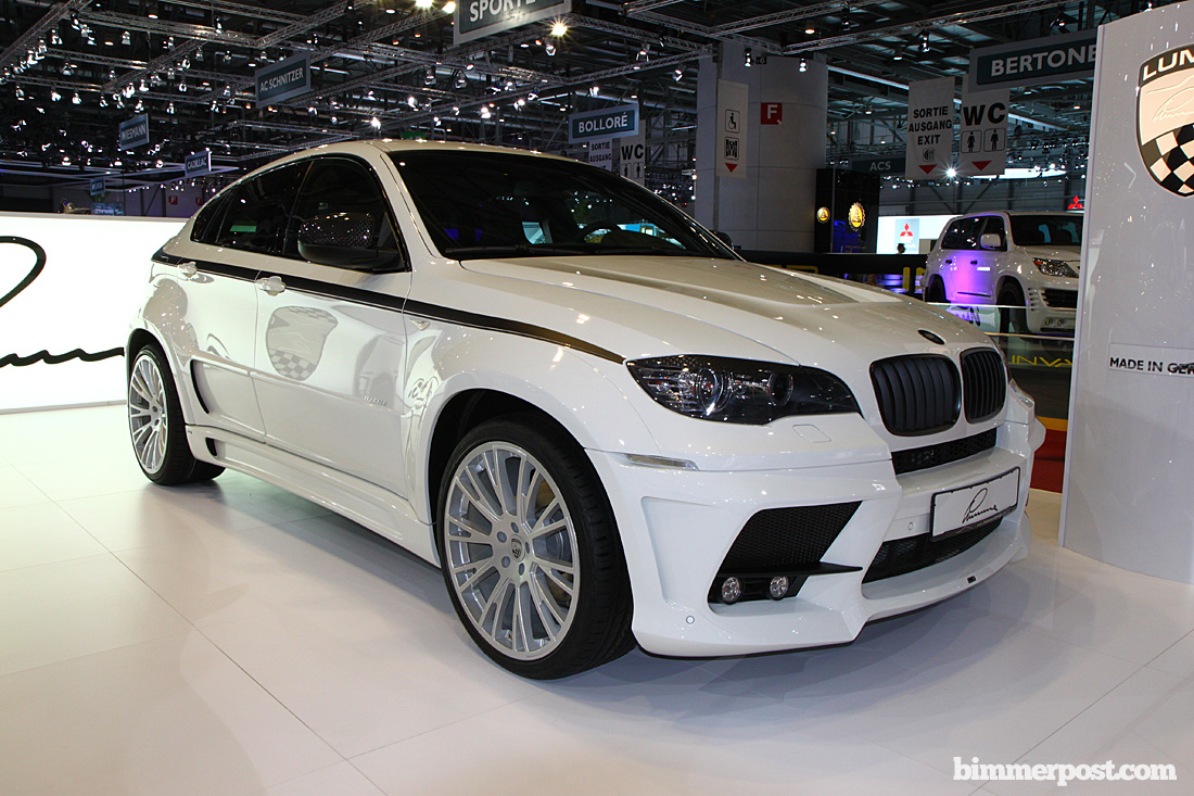 Lumma CLR X650 на базе BMW X6
