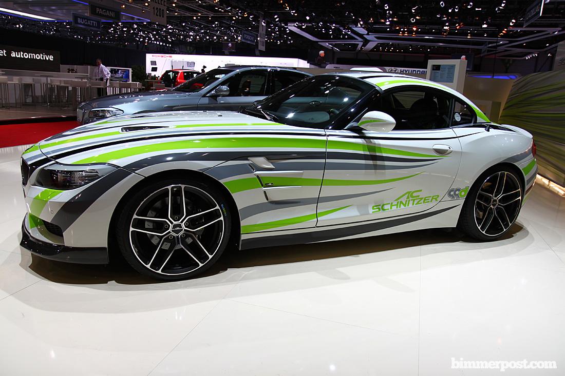 AC Schnitzer 99d на базе BMW Z4