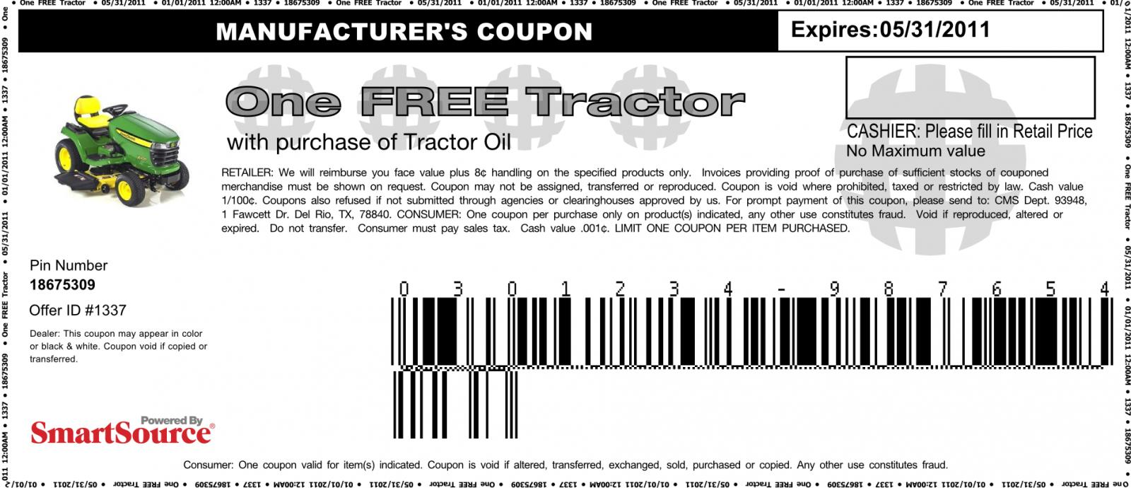 Tractor supply discount coupons 2019