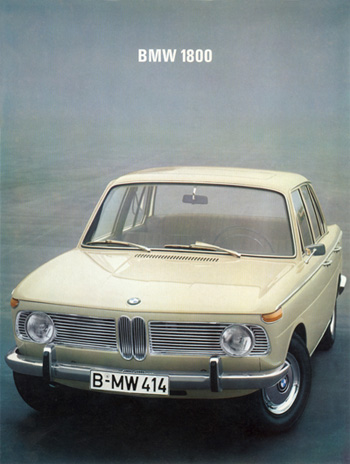 50 Years Ago, BMW\'s New Class of vehicles revolutionized the ...