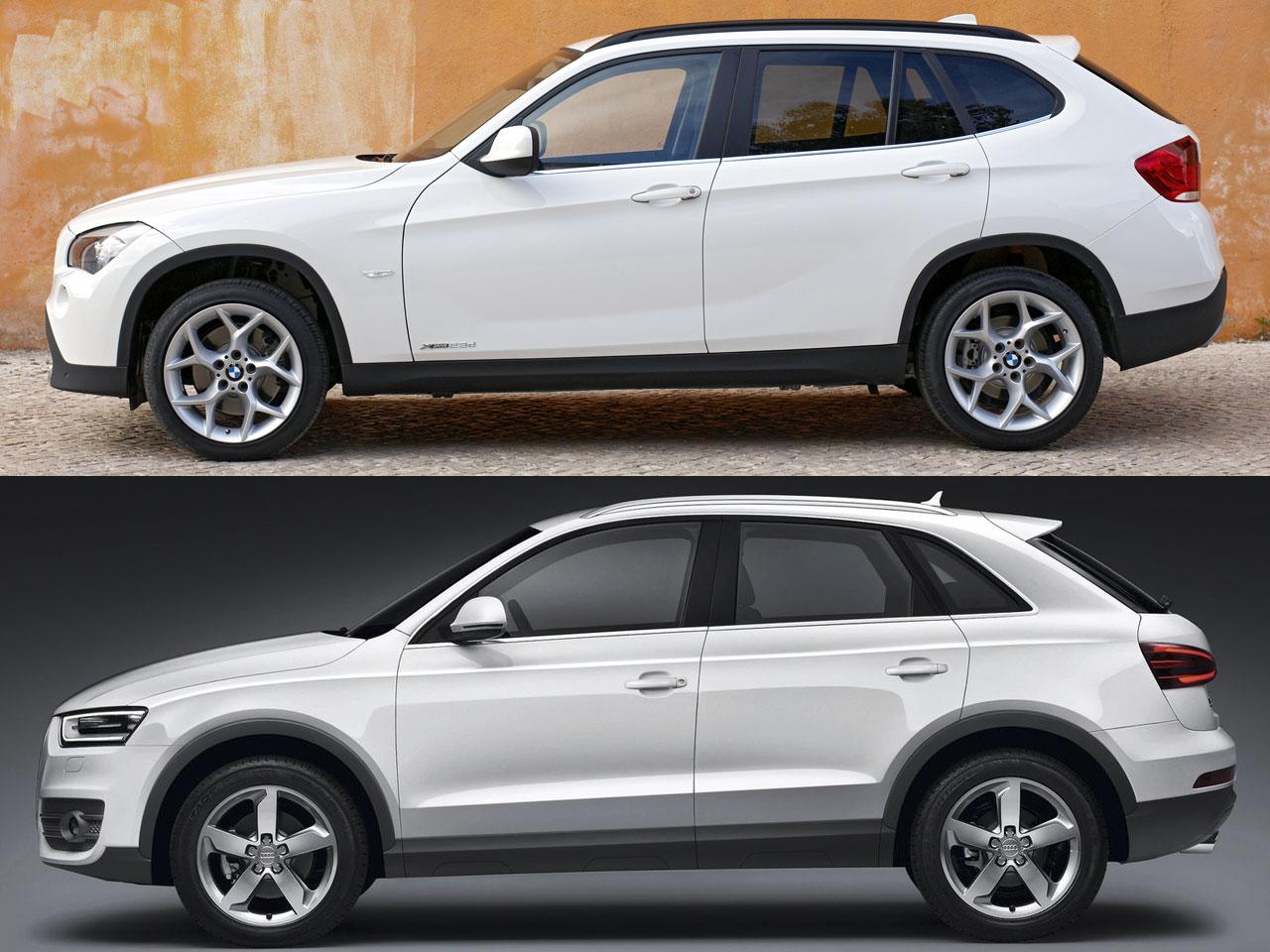 Audi Q3 VS BMW X1 Karşılaştırma