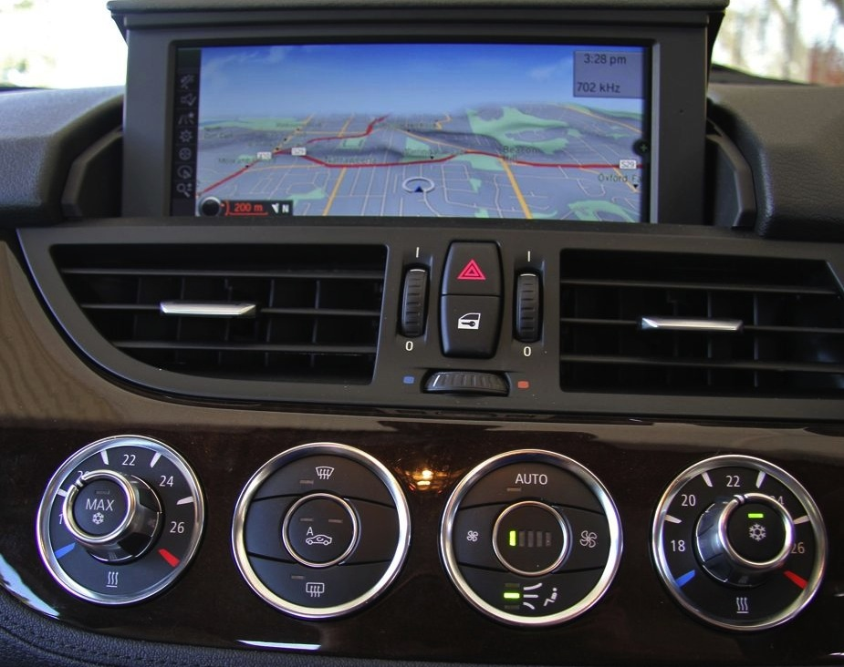 Bmw Developing Smart Navigation For More Efficient Energy