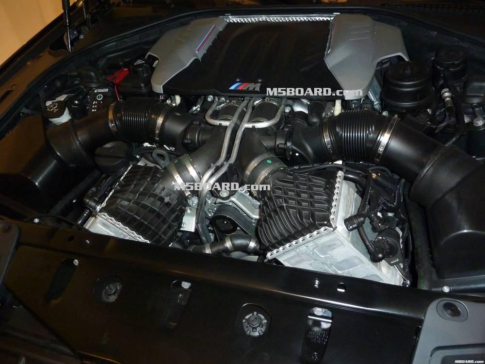 monster bmw f10 m5 twin turbo v8 engine. Black Bedroom Furniture Sets. Home Design Ideas