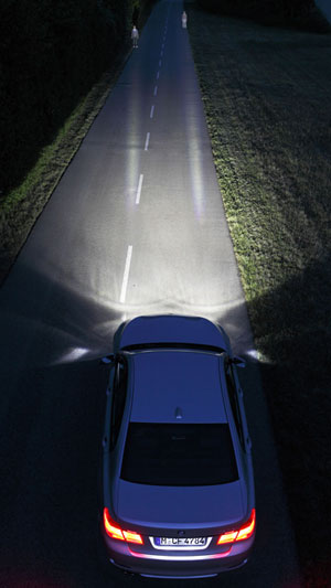 BMW Dynamic Light Spot
