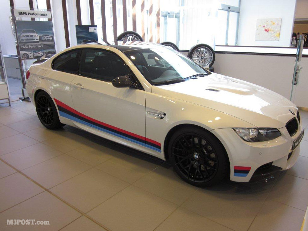 New Bmw M Performance Accessories For 1m M3 X5m And X6m Debuting
