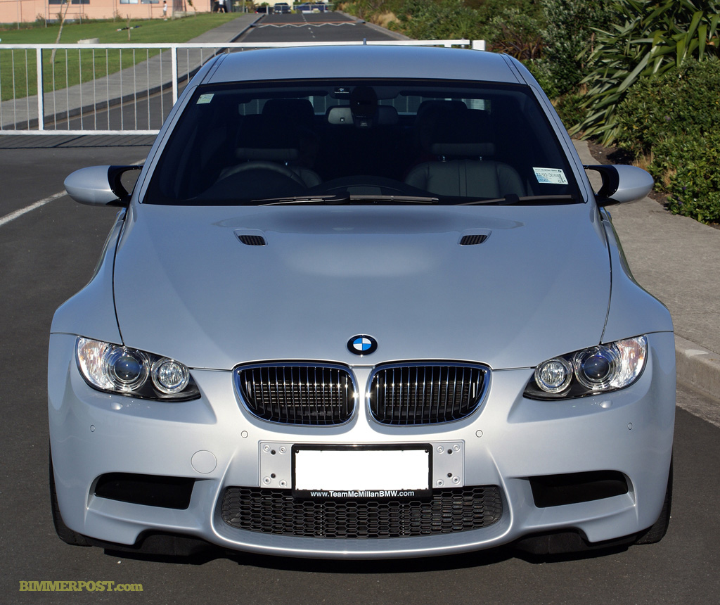 2012 BMW F10 M5 Color Preview Guide