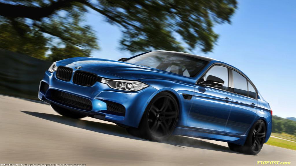 2014 - [BMW] M3 & M4 [F80/F82/F83] - Page 3 Attachment