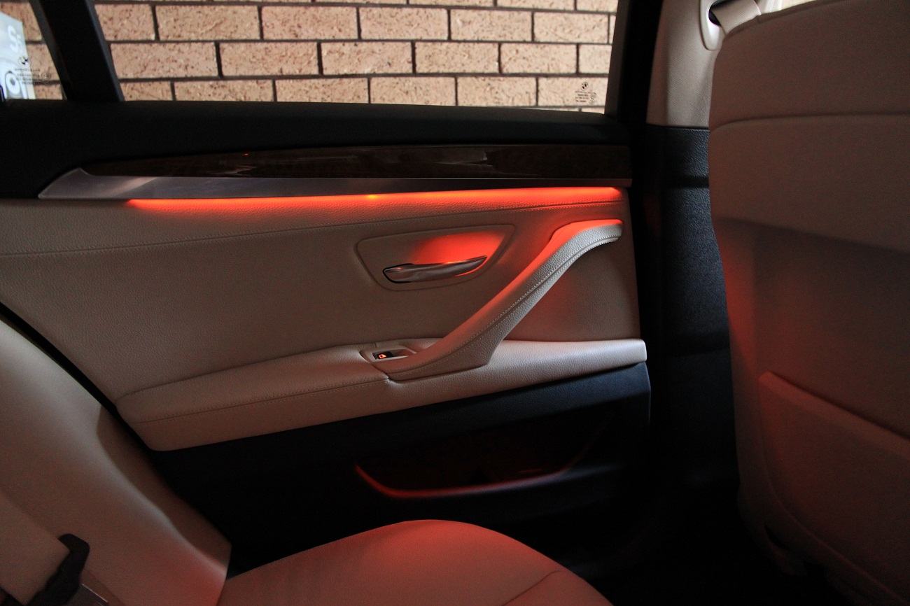 Bmw F30 Ambient Light