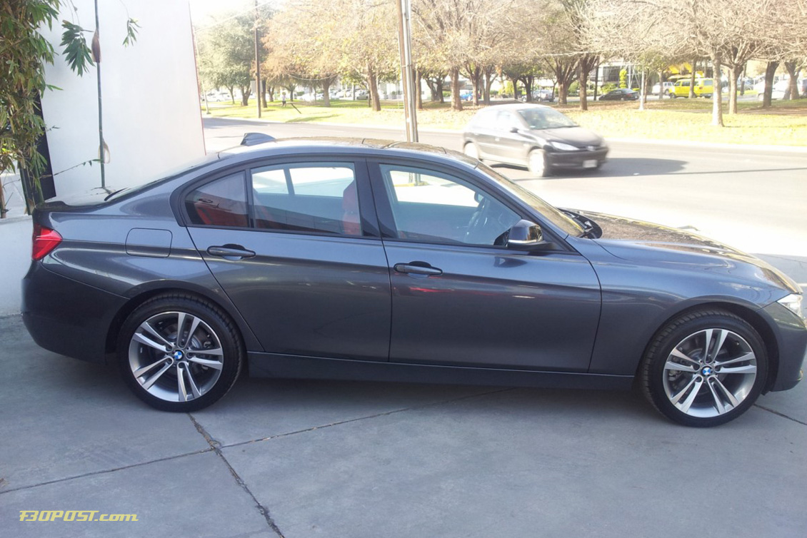 Took Delivery Of My F BMW I Sport Line - Bmw 328i sport