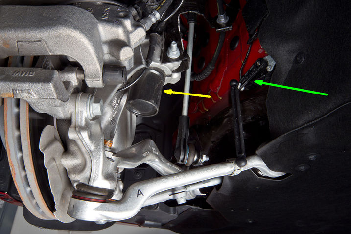 Close Look At F30 328i Suspension By Insideline