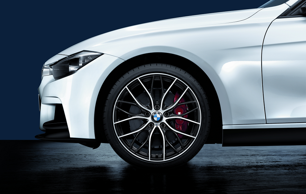 Bmw Announces M Performance Parts For F30 F10 F20