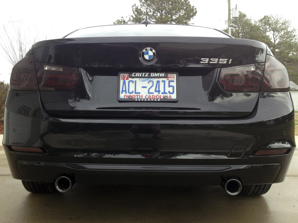 Bmw Black Tail Lights Hobbiesxstyle