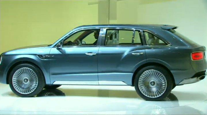 Bentley EXP 9 F Concept (2012)