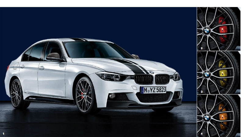 2012 Geneva Bmw M Performance Parts Launches With Full Parts Catalog