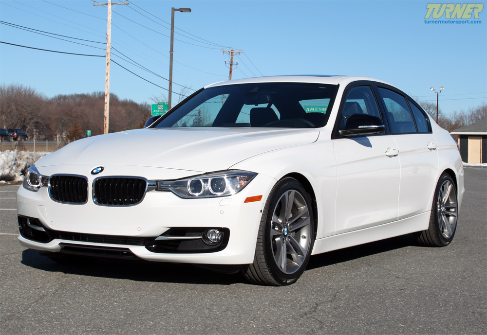 H Amp R Releases Lowering Springs For F30 328i And 335i